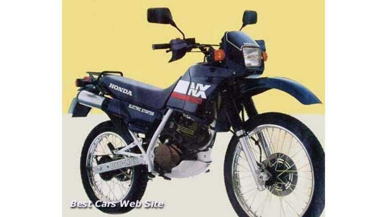 NX 150 início de uma nova era