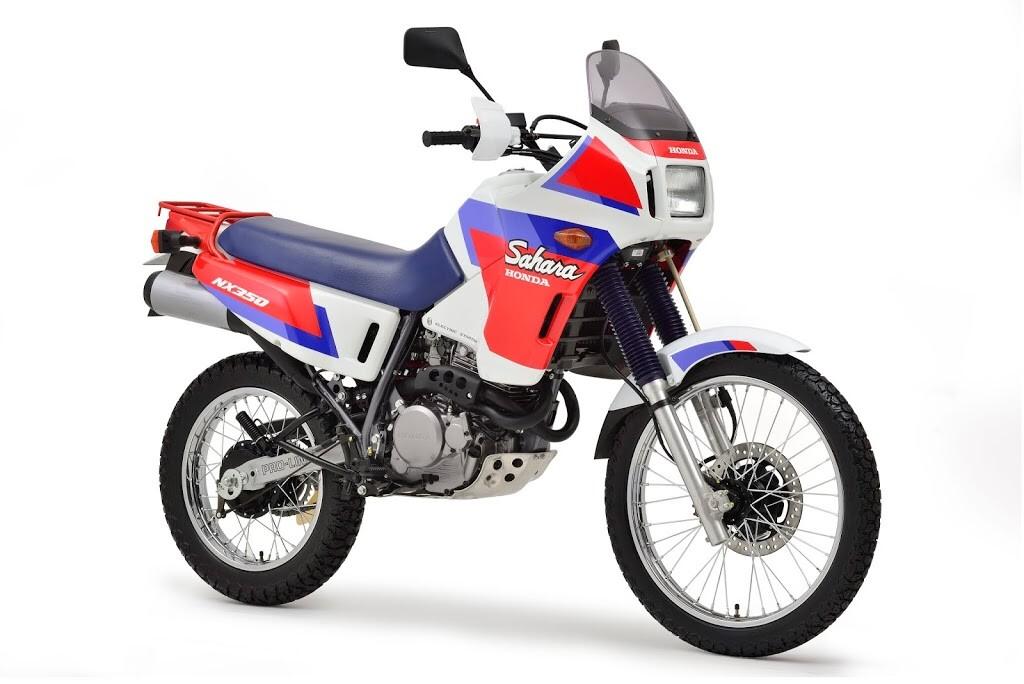 Honda Nx Sahara 350 Cores - Brick7 Motos