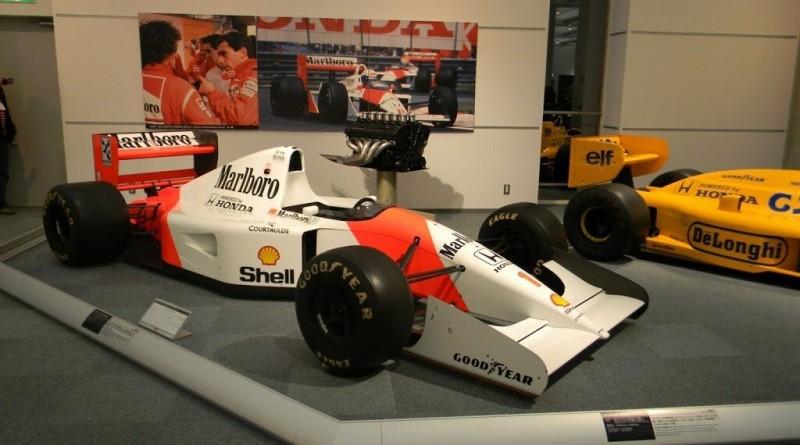 Visitamos o Museu da Honda em Motegi no Japão.