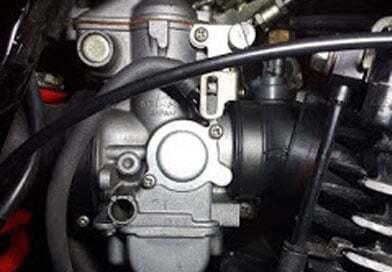 Como funciona o carburador