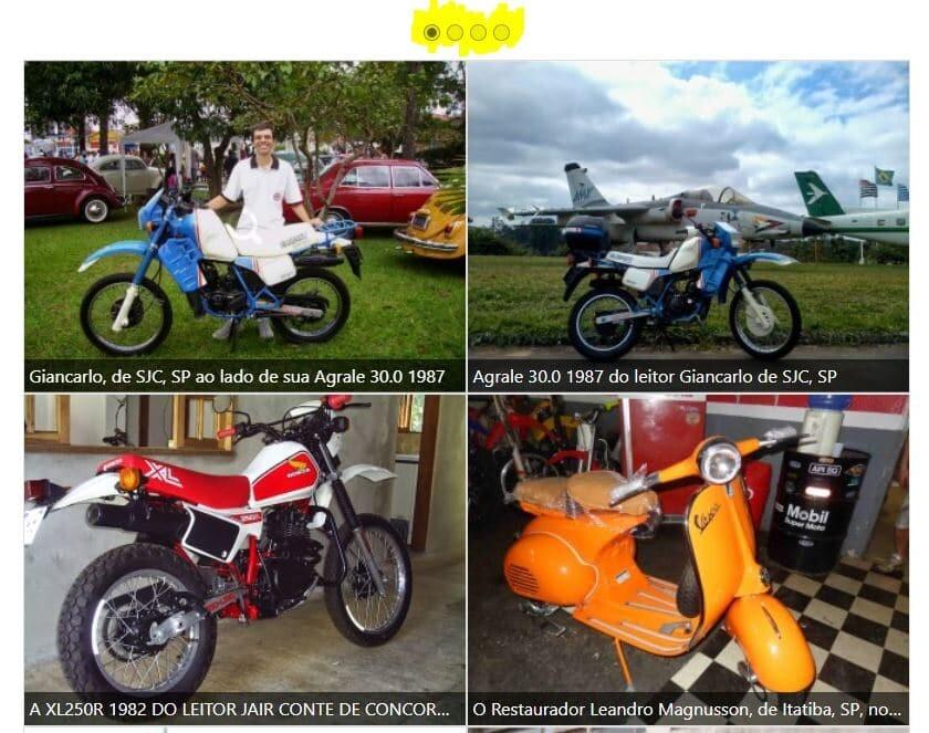 moto do leitor2 - Queremos conhecer a SUA moto!