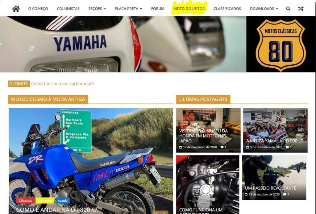 moto leitor 1 1024x695 - Queremos conhecer a SUA moto!