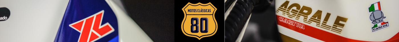 Motos Clássicas 80